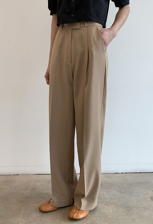 Mui set up slacks (3 colors)