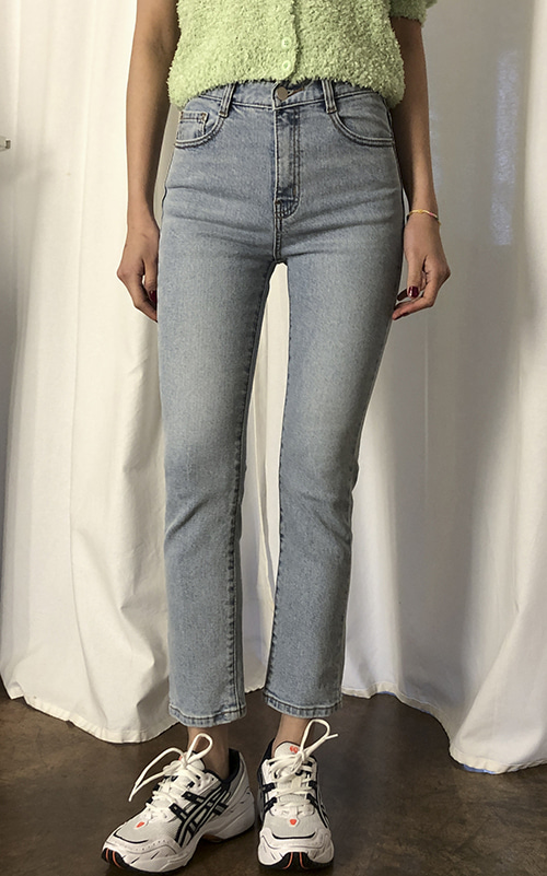 Monet slim denim