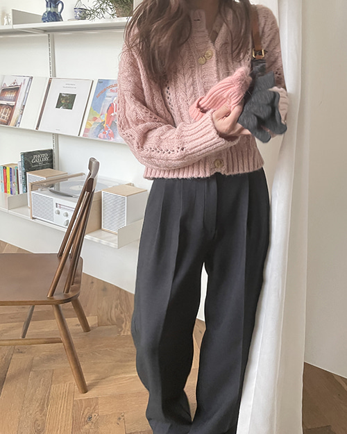Como winter slacks ( 2 color )
