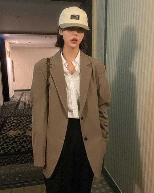Celine overfit jacket (4 color)