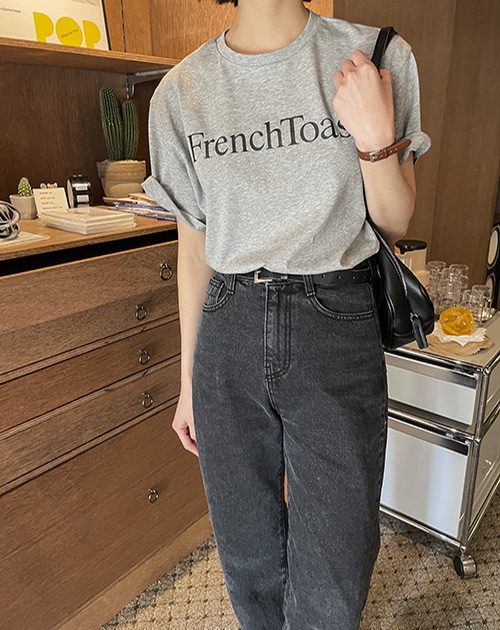 Frech toast tee ( 3 color )
