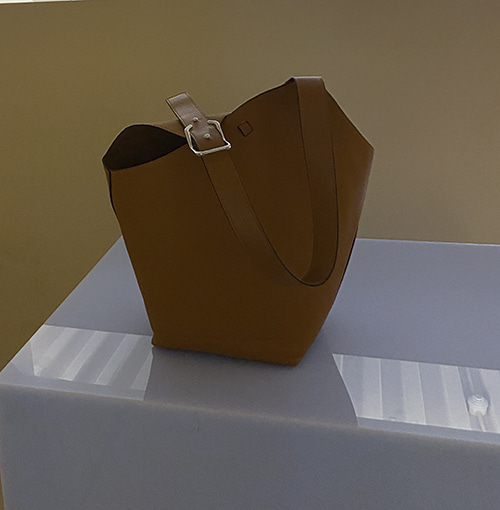 Objet leather bag (2 color)